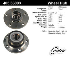 Centric Parts 405.33003E Rear Hub Assembly