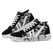 Stylish Men Sneakers Shoes Lace Up Sport Printting Board Athletic Outdoor Casual