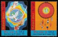 Nations Unies - Geneve postfris 2005 MNH 526-527 - Mijn Droom: Eens Vrede