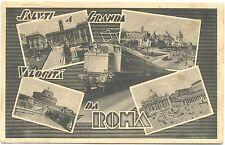 SALUTI A GRANDE VELOCITA' DA ROMA - TRENO 1940