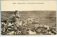 CP 39 Jura - Sirod - La Commère et Vue générale