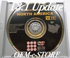 Toyota Lexus Navigation Map DVD 86271-53027 Data Ver. 12.1 U38