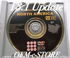 Toyota Lexus Navigation Map DVD 86271-53027 Data Ver. 12.1 U38