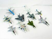 1970's, 80's, 90's Lot Of 10 Diecast Jet & Passenger Airplanes – Matchbox & More