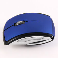 Foldable 2.4GHz WIRELESS OPTICAL USB  ARC MOUSE  FOR LAPTOP PC
