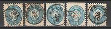 FRANCOBOLLI 1864/65 LOMBARDO VENETO 10 SOLDI Z/1316