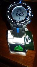 casio protrek PRG300, black/blue, brand new