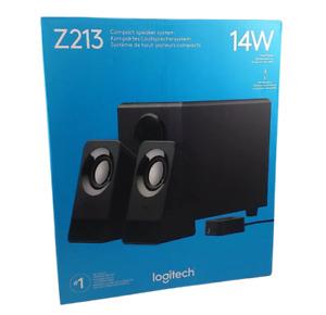 Logitech Z213 - 2.1 Computer PC Lautsprecher Boxen Stereo Subwoofer Bass NEU