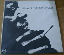 33 TOURS - JAZZ - OSCAR PETERSON IN CONCERT -
