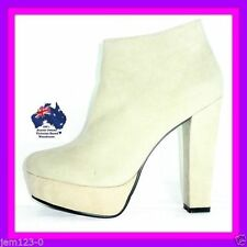 Synthetic Clubwear Block Heel Boots for Women