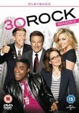 30 Rock: Season 6 DVD (2013) Tina Fey