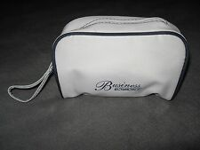 El Al Israel Airlines ElAl Israeli Business Class Plane Amenity Kit Travel Bag