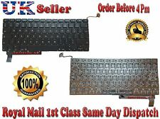 "Brand New Apple MacBook Pro 15"" A1286 UK Keyboard Year 2009 -10-11-12"