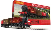 Hornby R1228 Industrial Freight Complete Starter Goods Train Set