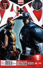 A PLUS X (AVENGERS & X-MEN) (A+X) (2012 Series) #9 NEWSSTAND Near Mint