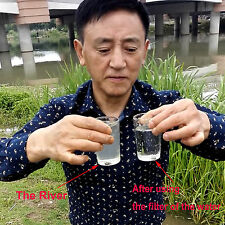 Quality Portable Multipurpose Mini WATER FILTER Filtration System Purifier Kit D