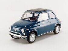 Norev NV187770 1:18 1968 Fiat 500 L, Blue
