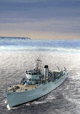 HMS CHAWTON - LIMITED EDITION ART (25)
