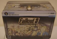 New! Fallout 3 [Collector's Edition] (PC DVD-ROM, 2008) Ships Worldwide!