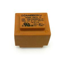 Trasformatore incapsulato 230 V - 12V - 2,3 VA EI30R
