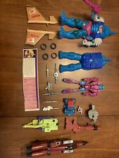 G1 Transformers Assorted Lot Dirge Pretender Constructicon Seeker Monstructor