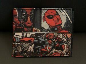 Deadpool Bifold Wallet NWOT