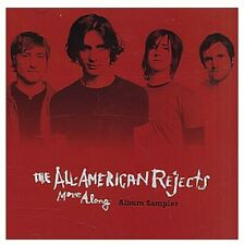 THE ALL-AMERICAN REJECTS, MOVE ALONG (ALBUM SAMPLER) 5 Track, Promo CD NEW