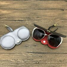 Ladies Sunglasses Case Fashion Style Storage Bag For Eye-wear Glasses Protection