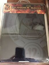 New Hunger Games Hardshell Case for iPad 2 & iPad 3 Ages 14+ Black - NIP