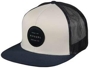 Rip Curl Routine Trucker Hat - Navy / White - New