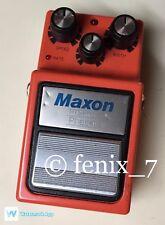 SALE   RARE Maxon PT9 Pro+ Phaser Flanger EVH Chorus Delay Solo Lead Boost JAPAN