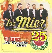 Los Mier: 13 Exitos Mis Consentidas 1  Audio CD