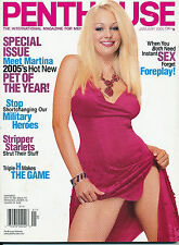 PENTHOUSE JANUARY 2005 EXCELENT CONDITION