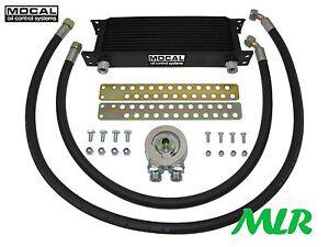 FORD PUMA RACING ZETEC S 1.4 1.6 1.7 MOCAL ENGINE RUBBER HOSE OIL COOLER KIT SO