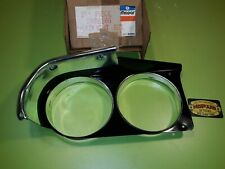 Mopar 1970 Challenger R/T  Headlight Grille Bezel 1970 Head Light Original  RH