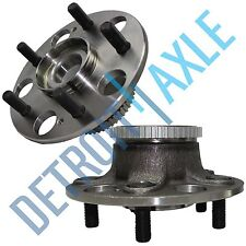 Set (2) New REAR Wheel Hub Bearing Assembly for Civic RXS w/ 5 bolt ABS