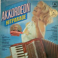 Akkordeon Hitparade Horst Wende Record LP