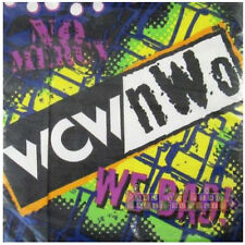WRESTLING WCW nWo LUNCH NAPKINS (16) ~ Vintage Birthday Party Supplies Dinner