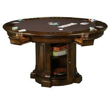 Howard Miller Roxbury Game / Poker Table 699-034 with 4 Chairs and Free Shipping