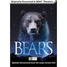 BEARS: Imax Documentary: DVD NEW