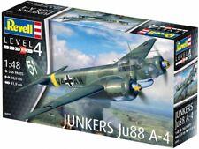 JUNKERS Ju88 A-4  REVELL 1/48 PLASTIC KIT