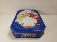 Snickers Norman Rockwell Limited Edition 2001 Canister Tin Empty