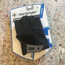 NWT Harbinger Women's Power Gloves Real Leather Palm Sz Small