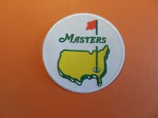 """""""THE MASTERS"""" GOLF EMBROIDERED IRON ON PATCHES 3 X 3"""
