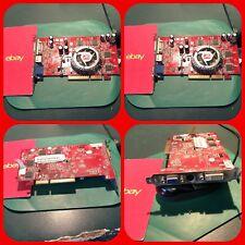 SCHEDA VIDEO GRAFICA ATI Radeon RX9550-TD256 MS-8951 256MB VGA TV DVI 256MB AGP