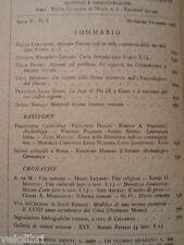 STUDI ROMANI. Rivista bimestrale. Anno V - N. 6 Novembre-Dicembre 1957