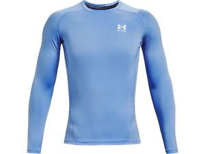 Under Armour UA Mens HeatGear Armour Compression Long Sleeve Shirt 1361524 - New