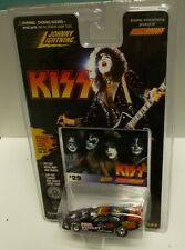 "1998 Johnny Lightning - Kiss - Paul Stanley, Release 1b, '91 Olds Funny Car ""S"""