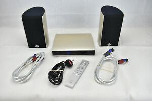 Linn Kiko DSM. All-in-one streamer, amplifier system. Champagne finish.