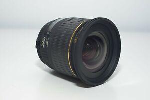 Sigma 28mm f/1.8 EX DG for Nikon